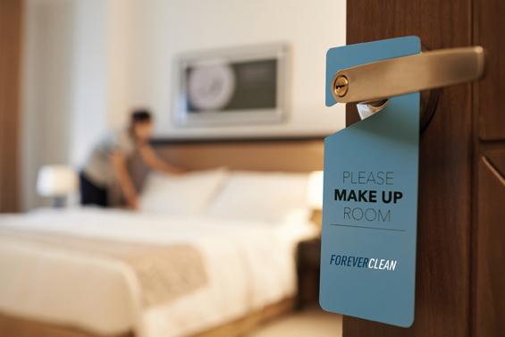 Hotelreinigung und Zimmerservice