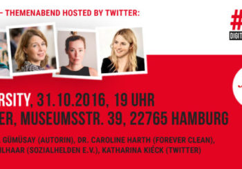 Forever Clean bei Twitter