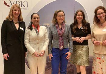 VBKI goes Hollywood  – Unternehmerinnen erzählen ihre Geschichte